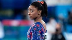 Olympics 2021 Gymnastics Star Simone Biles Withdraws From Usa Team During Final