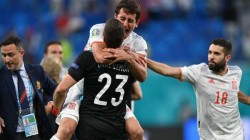 Euro 2021 Spain Vs Switzerland Quarter Final Score And Full Match Details