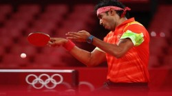 Olympics 2021 India S Sharat Kamal Lost To World Champion Ma Long In Table Tennis
