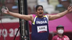 Olympics 2021 Kamalpreet S Father Missed Her Perfomance Because He Was Working At His Farm