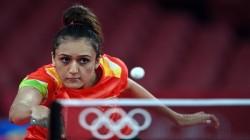 Olympics 2021 Manika Batra Enters Pre Quarter After Beating Ukrain Star In Table Tennis