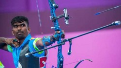 Olympics 2021 India S Pravin Jadhav Bows Out Of Archery Round 32 Match