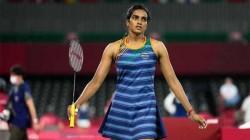 Olympics 2021 India S Pv Sindhu Enters Quarter Final Of Badminton Women S Singles