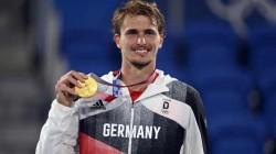 Olympics 2021 Germany S Alexander Zverev Wins Men S Singles Tennis Gold Medal