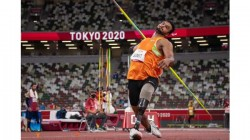 Paralympics India S Sumit Antil Wins Gold Medal Javelin Throw With New World Record
