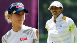 Tokyo Olympics 2021 Olympic Women S Golf Gold Medalist Nelly Korda Praises Aditi Ashok S Scintillating Display