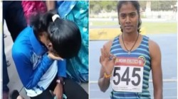 Olympics 2021 Olympian Dhanalakshmi Shekar Break Down After Sister S Late Death News