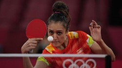 Olympics 2021 Manika Batra Gets Show Cause Notice For Not Allowing National Coach