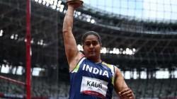 Olympics 2021 India S Kamalpreet Kaur Fails To Win Medal In Women S Discuss Throw Final