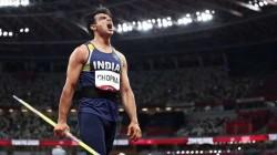 Arshad Nadeem Was Just Practicing For His Throw Not Tampered My Javelin Clarifies Neeraj Chopra