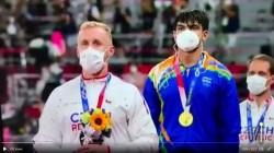 Olympics 2021 National Anthem Played At Olympic Podium It Give Me Goosebumps Says Neeraj Chopra