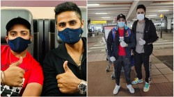Ind Vs Eng Good News For India Prithvi Shaw And Suryakumar Yadav Landed In London