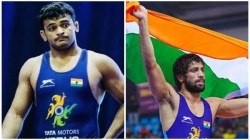 Olympics 2021 Deepak Punia And Ravi Dahia Enter Men S Wrestling Semi Final Anshu Malik Crashed Out