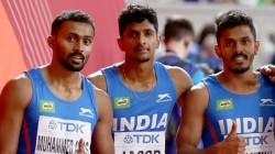 Tokyo Olympics 2021 Twitter Salutes Indian Men S 4x400m Relay Team For Breaking Asia Record