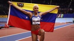 Tokyo Olympics 2021 Venezuela S Yulimar Rojas Smashes Women S Triple Jump World Record To Take Gold At Tokyo Games