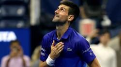 Us Open Novak Djokovic Creates History Equals Roger Federer S Record Of 31 St Grandslam Final