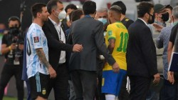 World Cup Qualification Match Brazil Vs Argentina Match Suspended For Failure To Follow Covid 19 Rules
