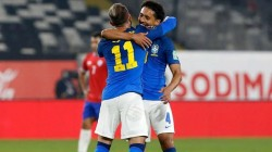 Football World Cup Qualification Match Argentina And Brazil In Spain Lost To Sweden