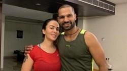Indian Cricketer Shikhar Dhawan Divorces Ayesha Mukherjee After 8 Years Of Togetherness