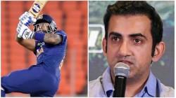 Ipl 2021 Gautam Gambhir Opens Up His Regrets Over Not Considering Suryakumar Yadav At Third Position