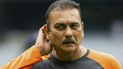 Anything Could Have Happened From Test One Ravi Shastri Responds To Book Launch Allegations