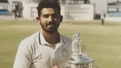 Former Indian Under 19 Skipper And Saurashtra Player Avi Barot Dies After Cardiac Arrest