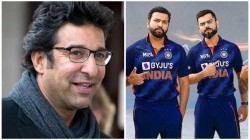 T20 World Cup 2021 Wasim Akram Says This Player Is Going To Be The Game Changer For India