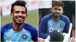 Ipl 2021 Everyone Wanted To Be Like Ms Dhoni Chahal About Rishabh Pant S Initial Struggles