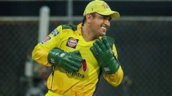 Ipl 2021 Csk Captain Ms Dhoni Creates History Becomes First Captain To Lead 300 Matches In T