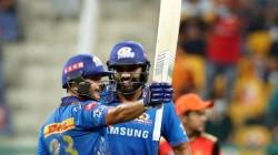 Ipl 2021 Mumbai Indians Created History At Abu Dhbi Scored Their Highest Ever T20 Score