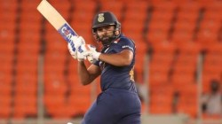 T20 Word Cup 2021 Rohit Sharma Goes For Another Duck In Tournamet