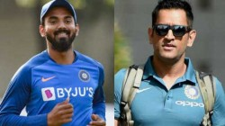 T20 World Cup Ms Dhoni Still Very Fit Can Give Any Of Us Stiff Competition Says Kl Rahul