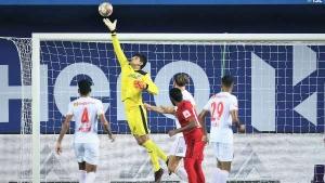 ISL 2020-21: ബെംഗളൂരുവിന് വിജയം അകന്നു തന്നെ- നോര്ത്ത് ഈസ്റ്റുമായി സമനില മാത്രം