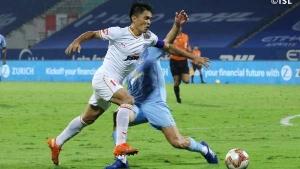 ISL 2020-21: ബെംഗളൂരു ഈസ് ബാക്ക്, ത്രില്ലറില് മുംബൈയെ മുക്കി