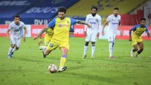 ISL 2020-21: ബ്ലാസ്റ്റേഴ്സിനു വീണ്ടൊരു സമനില, ഗോവയോടു തോറ്റ് ബെംഗളൂരു പ്ലേഓഫ് കാണാതെ പുറത്ത്