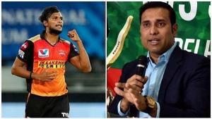 IPL 2021: മുംബൈക്കെതിരേ എന്തുകൊണ്ട് നടരാജന് കളിച്ചില്ല? വിവിഎസ് ലക്ഷ്മണ് പറയുന്നു
