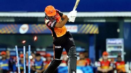 IPL 2021: നാണംകെട്ട് ഹൈദരാബാദ്, മുംബൈക്കെതിരേ എവിടെ പിഴച്ചു? ഇതാ മൂന്ന് കാരണങ്ങള്